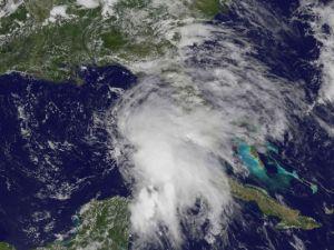 Troprical Storm Andrea