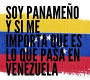 soy panameno y me importa venezuela