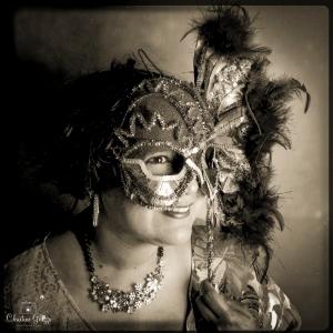 Masked Women 3.6.14 - Michelle-4588- Mardi Gras
