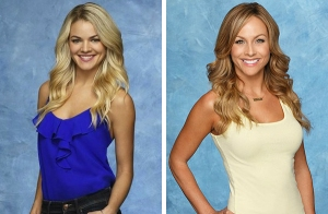 Left: Nikki Ferrell Right: Clare Crawley